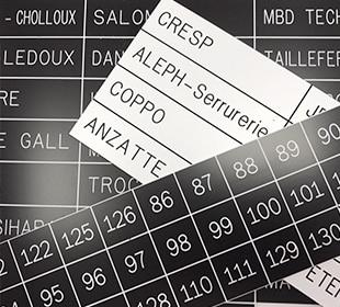 Gravure personnalisé à Paris - GTI France